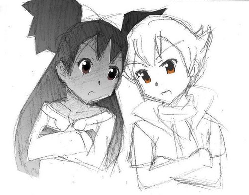 Iris & Barry