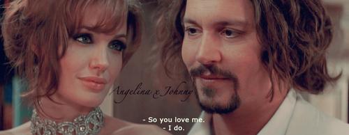 Johnny ♥ Angelina