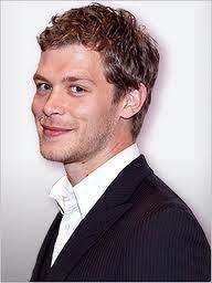 Joseph morgan looking cute in a suit!