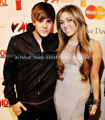 Justin & Miley ♥