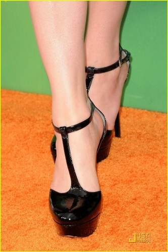 KCA 2011 orange Carpet