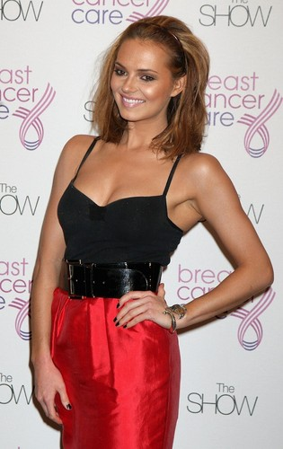 Kara-Breast Cancer Care Fashion Show, London