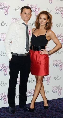 Kara-Breast Cancer Care Fashion Show, London