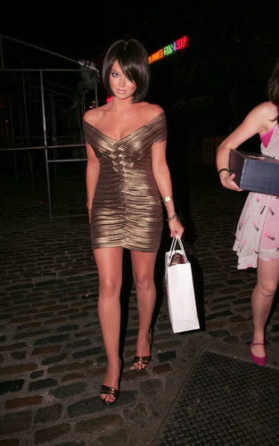 Kara-Inside Soap Awards, London-2008