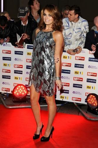 Kara-Pride of Britain Awards at Grosvenor House, London