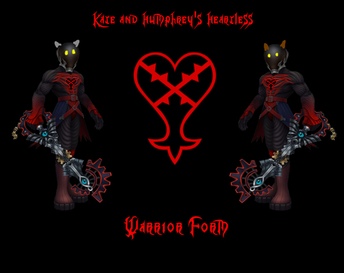 Kate and Humphrey's Hearless Warrior Form