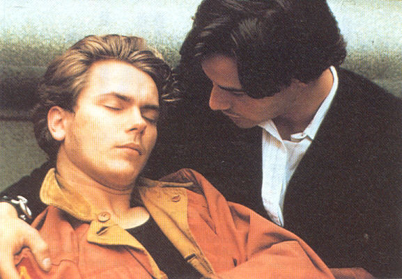 River Phoenix And Keanu Reeves Photoshoot