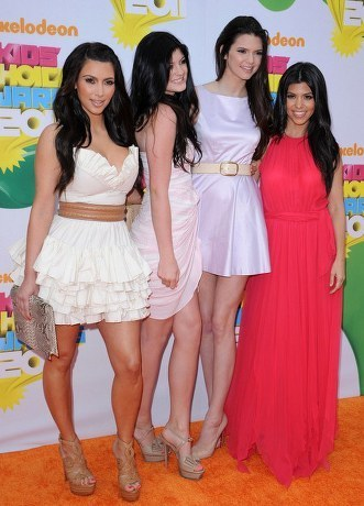 Kiley  Kendall Jenner on Kendall Kylie Kourtney And Kim   Kylie And Kendall Jenner Photo