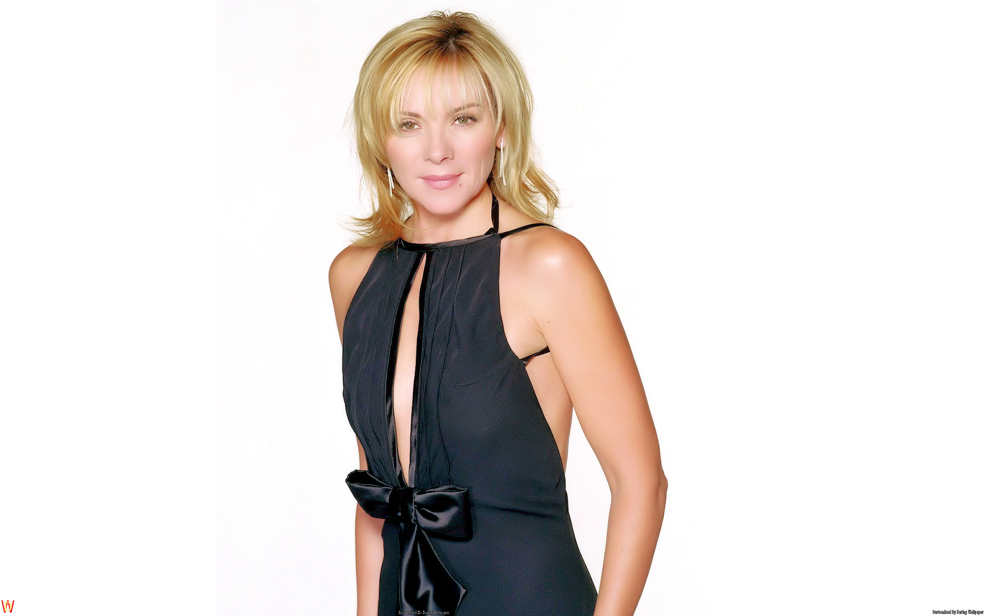 Kim Cattrall Wallpaper