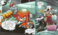 Knuckles held prisoner - knuckles-the-echidna photo