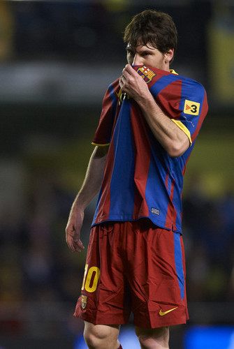 L. Messi (Villareal - Barcelona)
