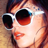 LA Ink photo probably with sunglasses called La ink Kat Von D