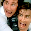 Perfect Strangers photo with a portrait entitled Larry and Balki