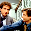 Perfect Strangers foto probably with a business suit and a portrait titled Larry and Balki