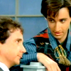 Perfect Strangers foto containing a portrait called Larry and Balki