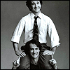 Perfect Strangers photo called Larry and Balki