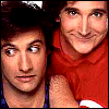 Perfect Strangers photo probably with a portrait entitled Larry and Balki