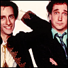 Perfect Strangers photo probably with a portrait called Larry and Balki