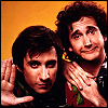 Perfect Strangers picha with a portrait entitled Larry and Balki