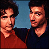 Perfect Strangers photo with a portrait called Larry and Balki
