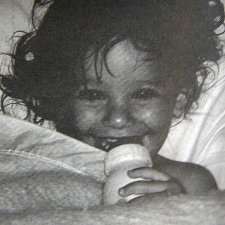 Lea Michele baby pic