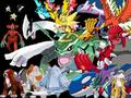 Legandaries - legendary-pokemon photo
