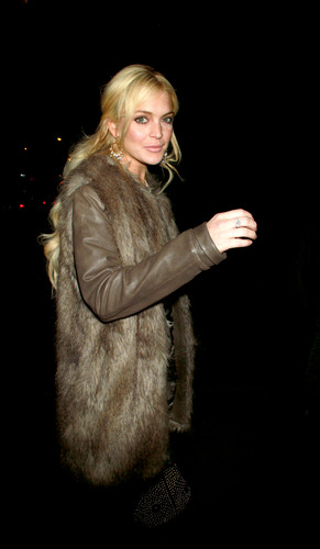 Lindsay Lohan 2011-03-31 - screening of chanzo Code in New York