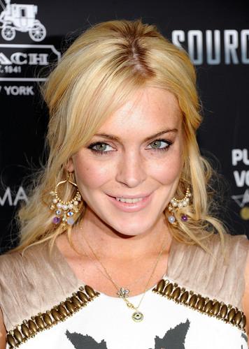Lindsay Lohan 2011-03-31 - screening of source Code in New York
