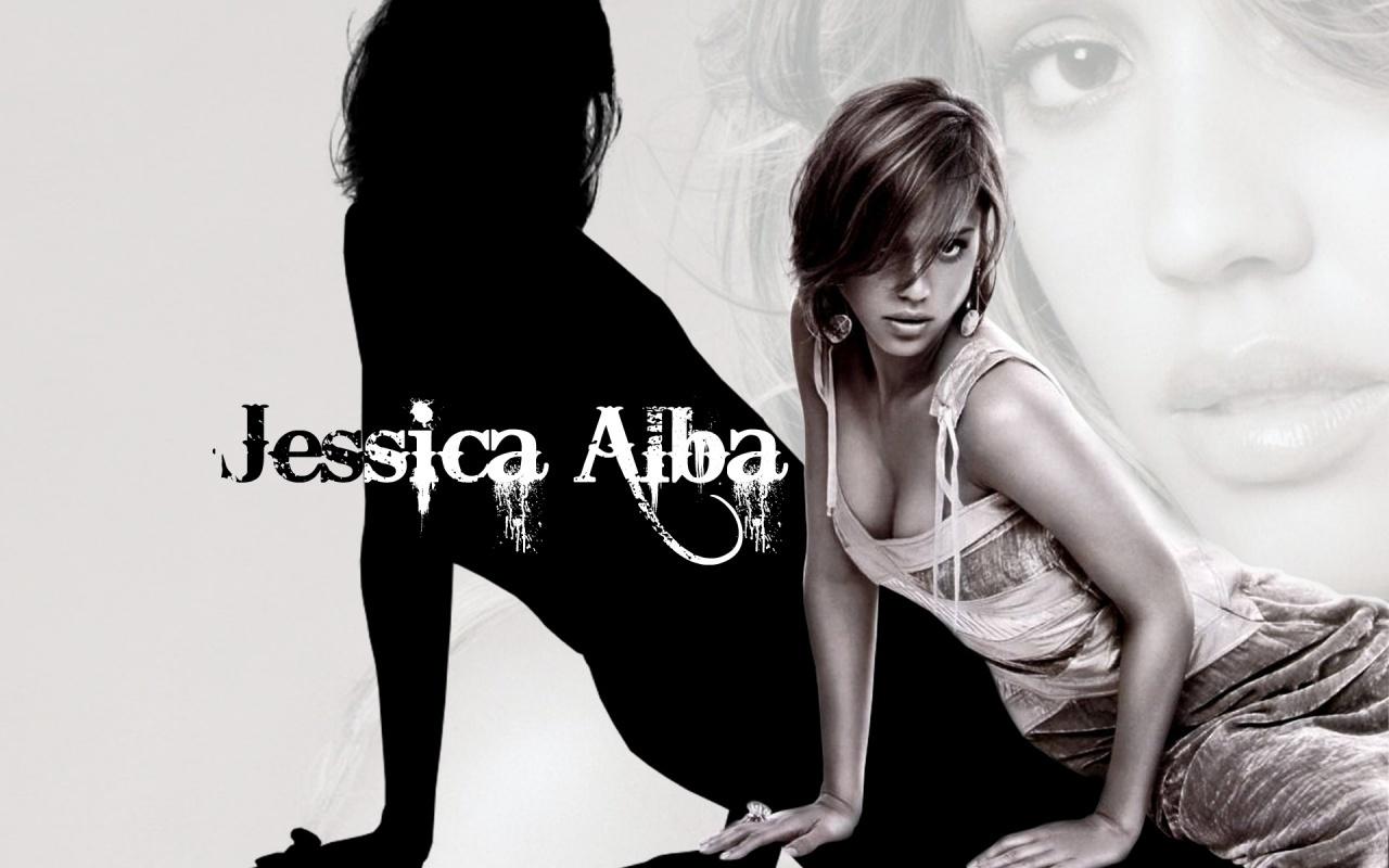 Lovely Jessica 壁纸 ❤