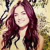 Lucy Hale photo containing a portrait entitled Lucy H. <3