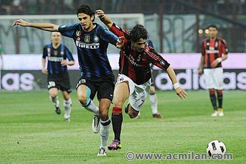 MILAN-INTER 3-0, Serie A Tim, 2010/2011