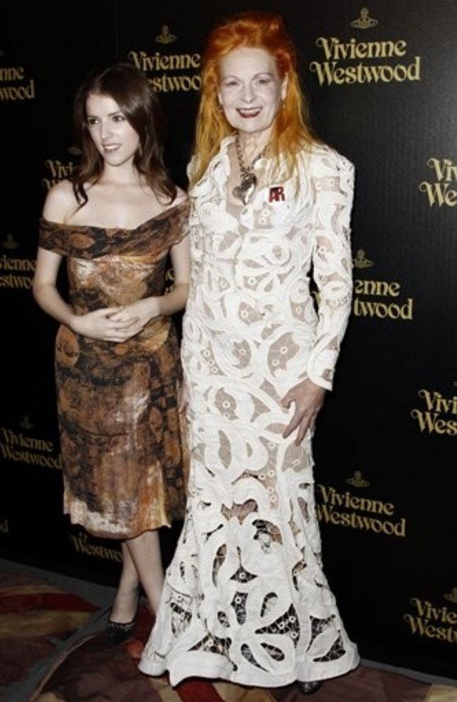 March 30: Vivienne Westwood Store Opening Party 0 views