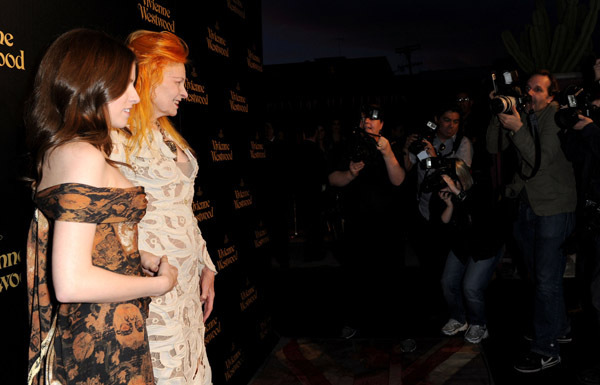 March 30: Vivienne Westwood Store Opening Party