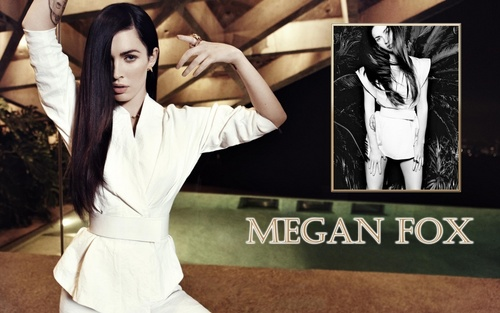 Megan volpe wallpaper ☆