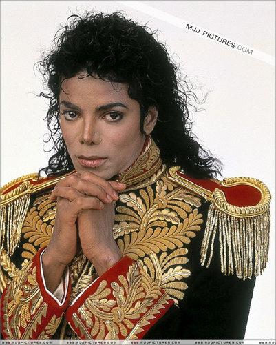 Michael Jackson B-A-D