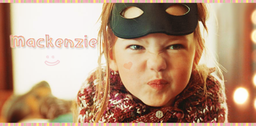Miss Mackenzie <3