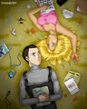 Missing you so bad - penny-and-sheldon fan art