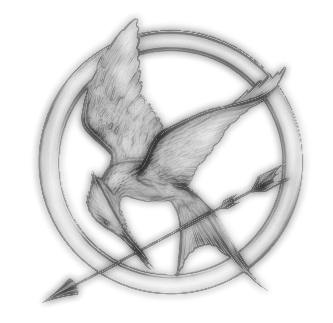 Mockingjay Pin