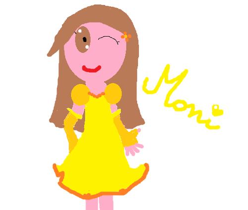 Moni, my Ojamajo