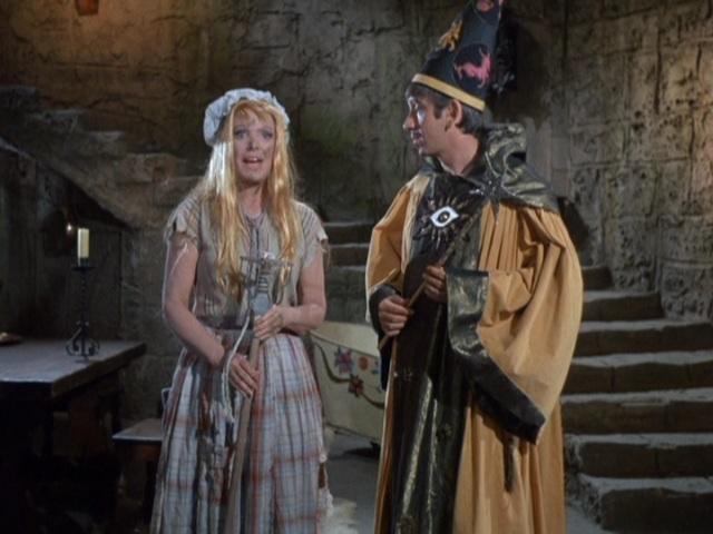 Gilligan S Island Mrs Howell In Lovey Secret Admirer