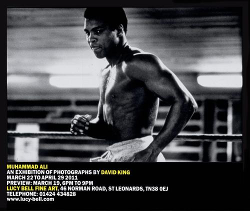 Muhammad Ali: David King Exhibition