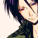 Mukuro's cool smile - mukuro-rokudo icon