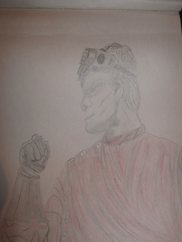 My Dr. Horrible Drawing