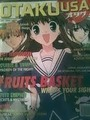 My mom go me a fruits basket magazine! - summer448 photo