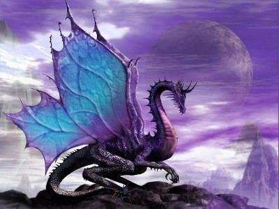 Dragons wallpaper entitled Mystical Dragon