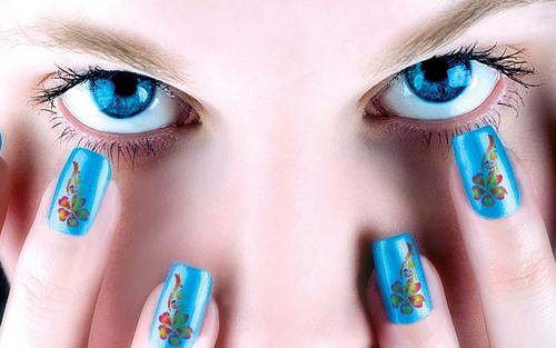 Nail Arts Images Art Wallpaper And Background Photos