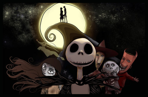 Nightmare Before 크리스마스