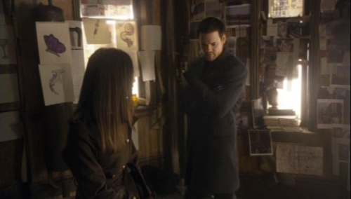 "Nikita 1x18 ""Into The Dark"" Promotional Photos"