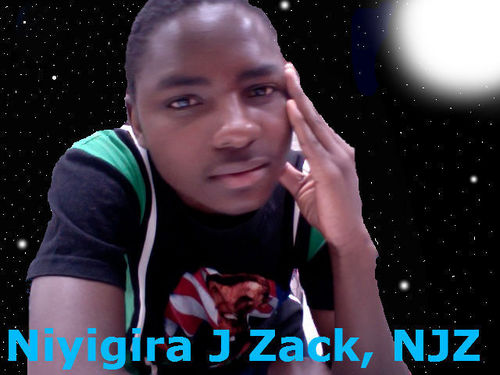Niyigira J Zack - youtube Photo