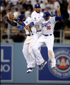 Opening Day-- Dodgers Win! - los-angeles-dodgers photo